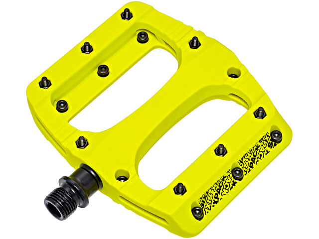 Sixpack Vegas Pedals neon-yellow